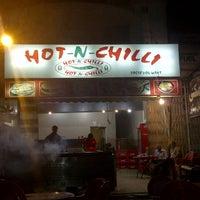 Photo taken at Hot N Chilli by Umar G. on 10/20/2012