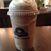 Photo taken at Second Cup by Sheryl T. on 6/20/2014