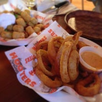 Photo taken at Hooters by c4macaron on 3/17/2014