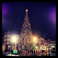 Photo taken at Crocker Park by Lesley N. on 12/12/2012