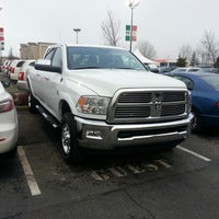 Photo taken at Langley Chrysler Dodge Jeep by Anthony C. on 2/3/2013