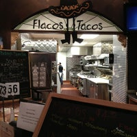 Photo taken at Flaco's Tacos by Austin G. on 1/17/2013