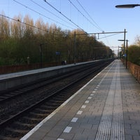 Photo taken at Station Wijhe by William v. on 5/2/2016
