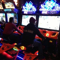 Photo taken at Dave & Buster's by TREX on 12/15/2012