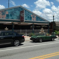 Photo taken at Safety Harbor Grill & Bar by Roof D. on 7/14/2012