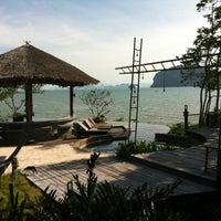 Photo taken at Koh Yao Yai Village by ekkasith j. on 10/29/2012
