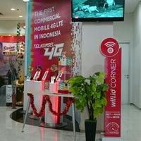 Photo taken at GraPARI Telkomsel by Arie on 12/29/2015