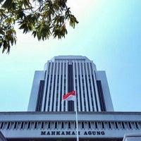 Photo taken at Mahkamah Agung Republik Indonesia by Arie on 3/18/2016