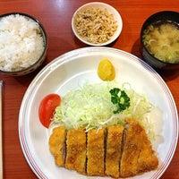 Photo taken at Tonkatsuya by Leo P. on 2/27/2014