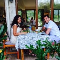 Photo taken at Adrasan Deniz Otel Restorant&Bahçe by Süleyman D. on 6/20/2014