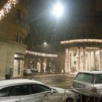 Photo taken at Galleria XXV Aprile by Astoria Hotel Cremona on 11/8/2013
