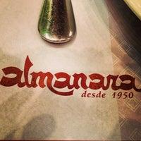 Photo taken at Almanara by Caio P. on 5/22/2013