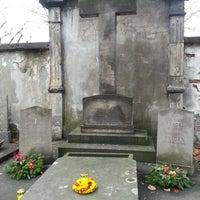 Photo taken at Cmentarz Powązkowski by Marta Z. on 11/2/2012