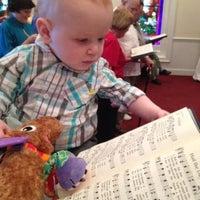 Photo taken at Wedowee First Methodist by Russ H. on 5/20/2013