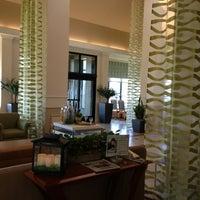 Photo taken at Hilton Garden Inn by Devin L. on 8/21/2013