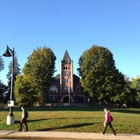 Photo taken at Thompson Hall by Jason B. on 9/25/2012