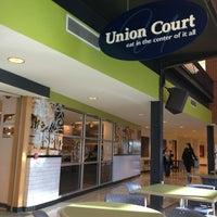 Photo taken at Union Court by Jason B. on 1/14/2013