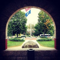 Photo taken at Thompson Hall by Jason B. on 9/18/2012