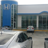 Photo taken at Loving Honda by Edward S. on 11/29/2014