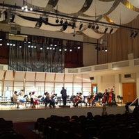 Photo taken at Wertheim Performing Arts Center by Sean G. on 12/5/2013
