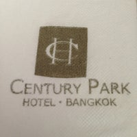 Photo taken at Century Park Hotel by Mong M. on 6/14/2013