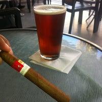 Photo taken at King Corona Cigars Cafe & Bar by Oscar S. Bowen on 2/3/2013
