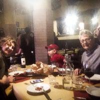 Photo taken at La Fraschetta di Mastro Giorgio by Ali Arslan G. on 1/28/2016