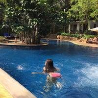 Photo taken at The Tubkaak Boutique Resort Krabi by Amy W. on 7/3/2016