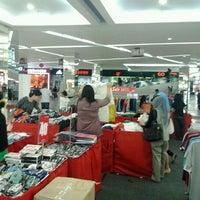 Photo taken at Palembang Square Mall by adenugroho on 2/8/2013