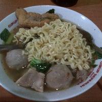 Photo taken at Baso Jono Mukti by Yulie K. on 4/14/2014