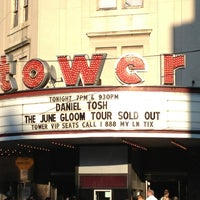 Photo taken at Tower Theater by Jessica W. on 6/20/2013