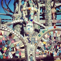 Photo taken at Watts Towers of Simon Rodia State Historic Park by Michael K. on 9/19/2013