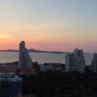 Photo taken at Pattaya Hill Resort by Ibrahim Ö. on 11/17/2015