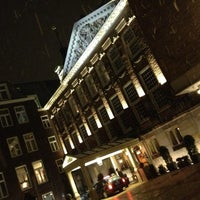 Photo taken at Sofitel Legend The Grand Amsterdam by GJ on 2/8/2013