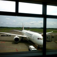 Photo taken at Narita Airport Terminal 2 by Masayuki F. on 7/3/2013