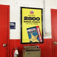 Photo taken at Valvoline Instant Oil Change by Jeff J. on 3/16/2013