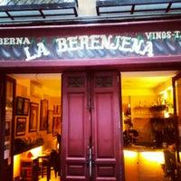 Photo taken at Taberna La Berenjena by Raul A. on 4/4/2015