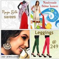 Photo taken at South India Shopping Mall by Prashu P. on 11/20/2013