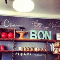 Photo taken at Olive et Gourmando by Alexia B. on 2/22/2013