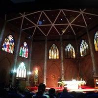 Photo taken at Saint John's Church by Derlagu K. on 6/26/2016
