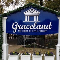 Photo taken at Graceland by Epoh S. on 11/16/2013