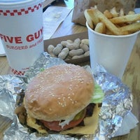 Photo taken at Five Guys by Tomohiro I. on 1/19/2013