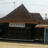 Photo taken at Kroya by Ayah K. on 1/17/2014