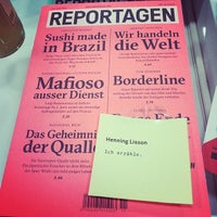 Photo taken at Freitag-Shop by Henning L. on 3/13/2014