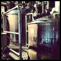 Photo taken at 23rd Street Brewery by Jarrod F. on 10/22/2012