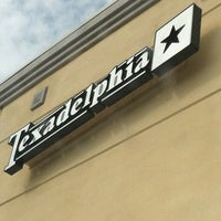 Photo taken at Texadelphia by Dey B. on 10/14/2012