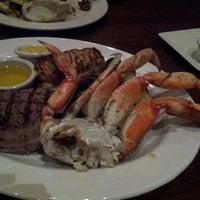 Photo taken at The Keg Steakhouse + Bar by Jav O. on 4/10/2013