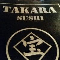Photo taken at Takara Sushi by Keith S. on 5/3/2015