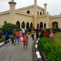 Photo taken at Istana Sultan Siak by Zulkifli on 7/30/2014