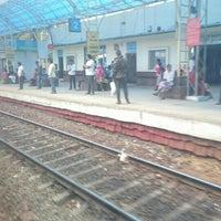 Photo taken at Begumpet Railway Station by Ravikiran K. on 8/5/2016